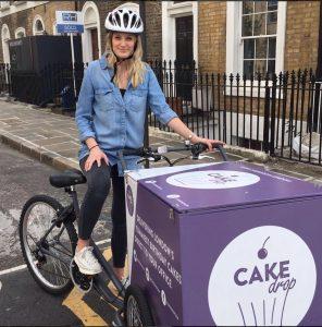 Meet Anna from CakeDrop.London