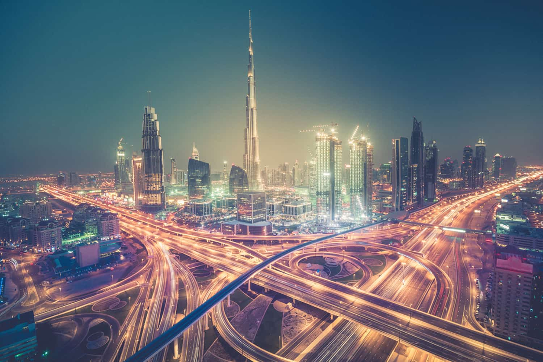 Delivered Social CEO speaks in Dubai