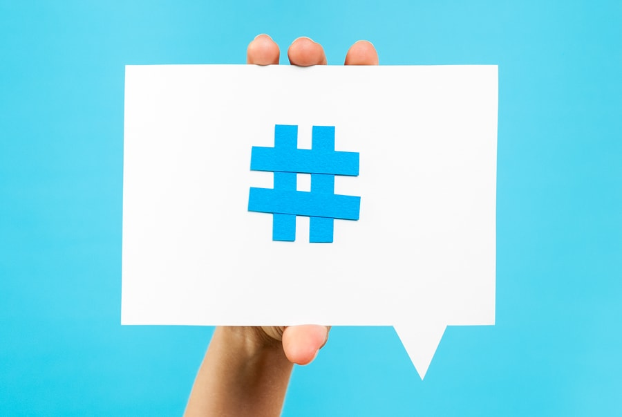 The Power Of Hashtags