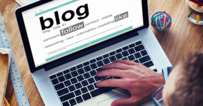 Get attention for your blogs using Twitter