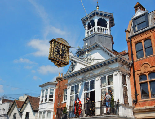 5 Ideas For Advertising In Guildford