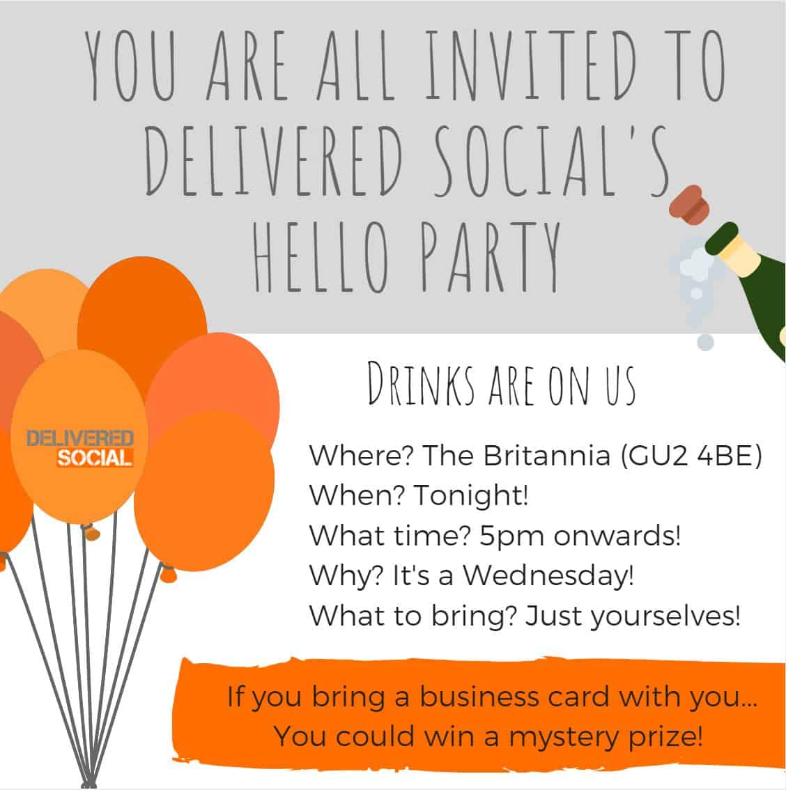 What We Did Yesterday | Delivered Social