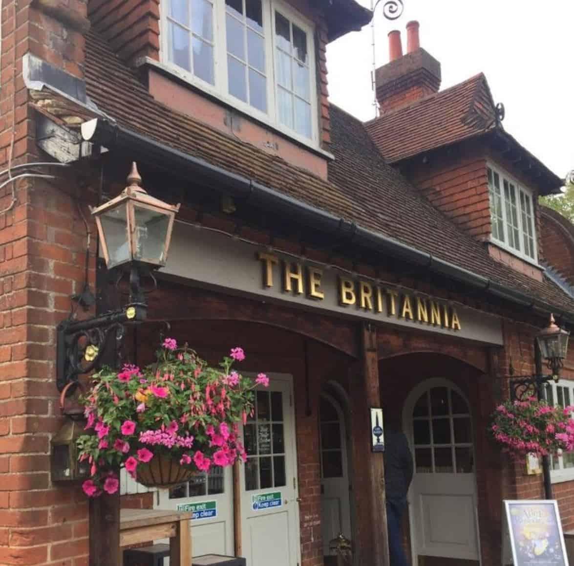 The Britannia Pub