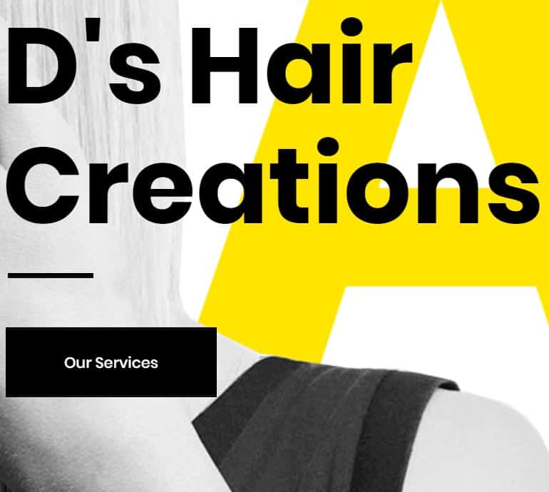 D's Hair Creations