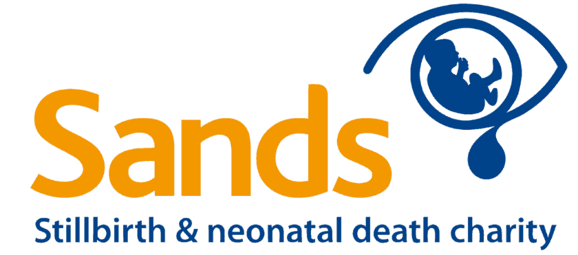 Sands Stillbirth and Neonatal Death Charity Logo