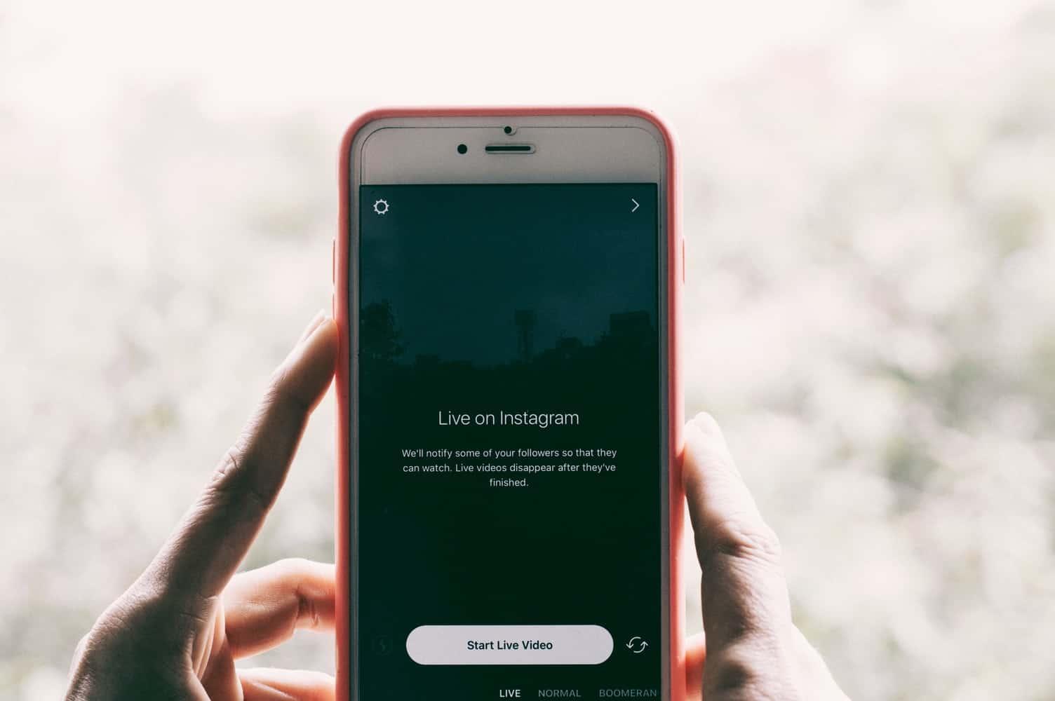 Instagram account ideas