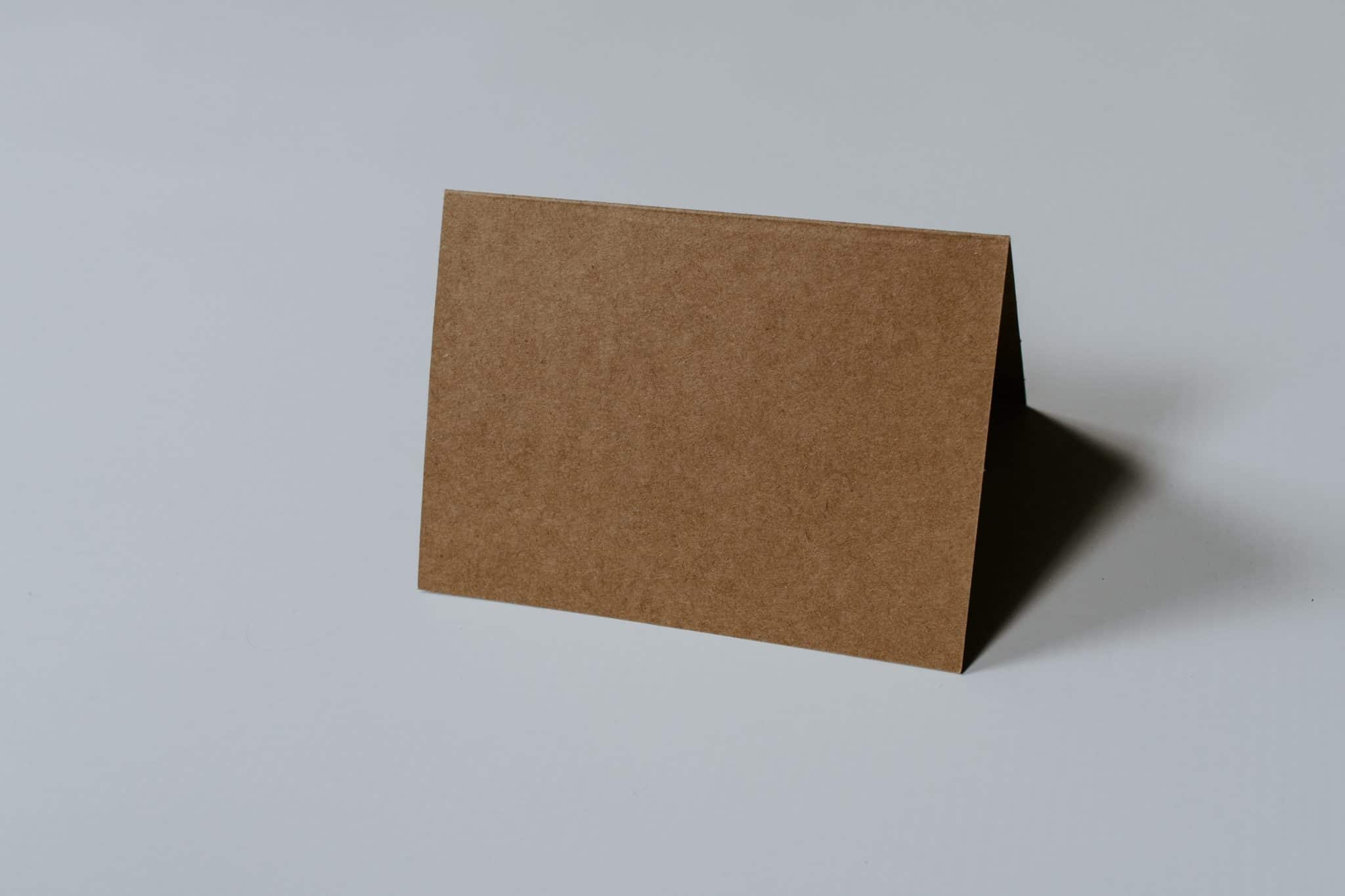 Blanks Cards Template - How will you use a blank card?
