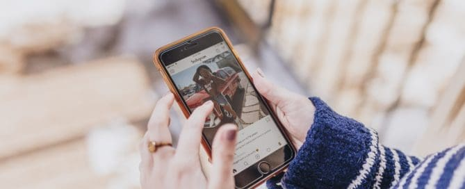 instagram to improve your business