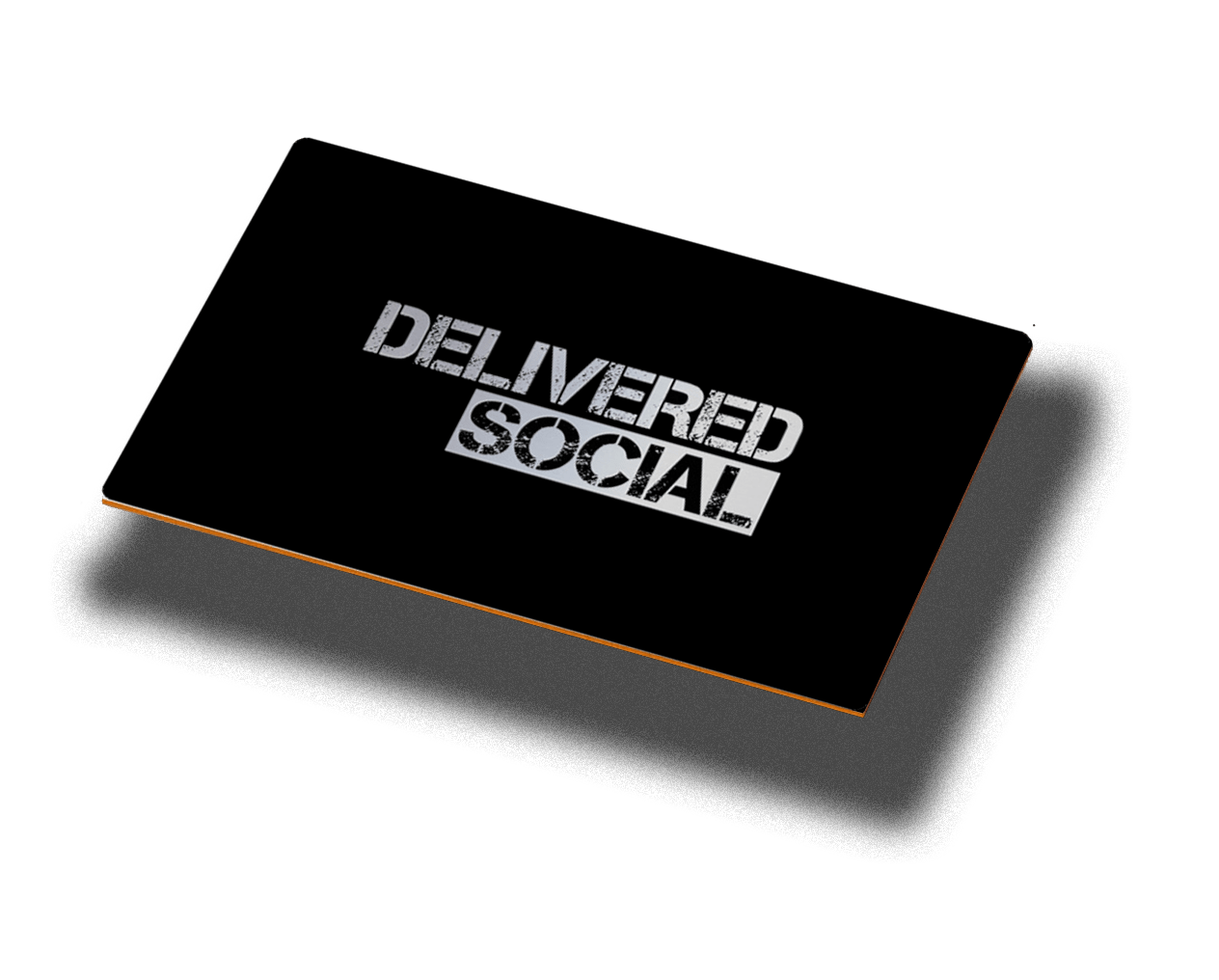 Delivered Social Black