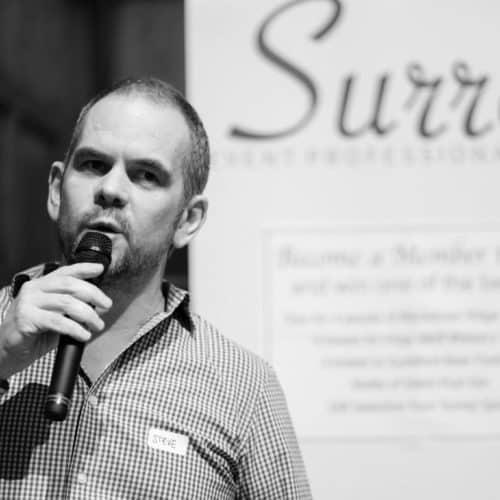 Steve Page Surrey Event Professionals