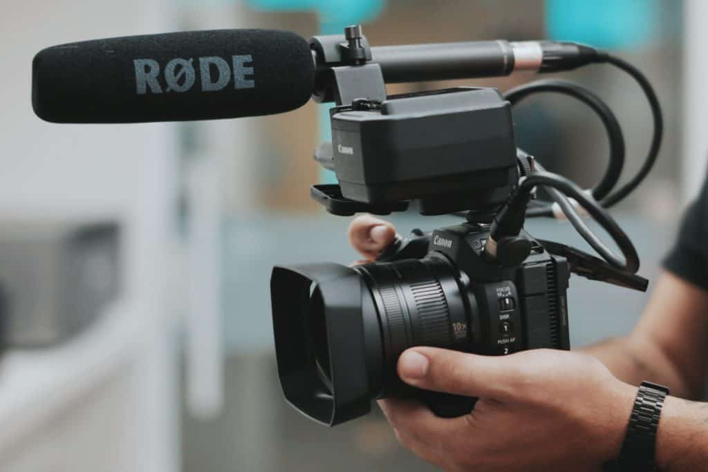 digital marketing agencies in the uk: videography