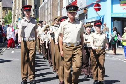 military cadet training corps