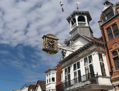 Guildford Shops Re-Open after COVID 19