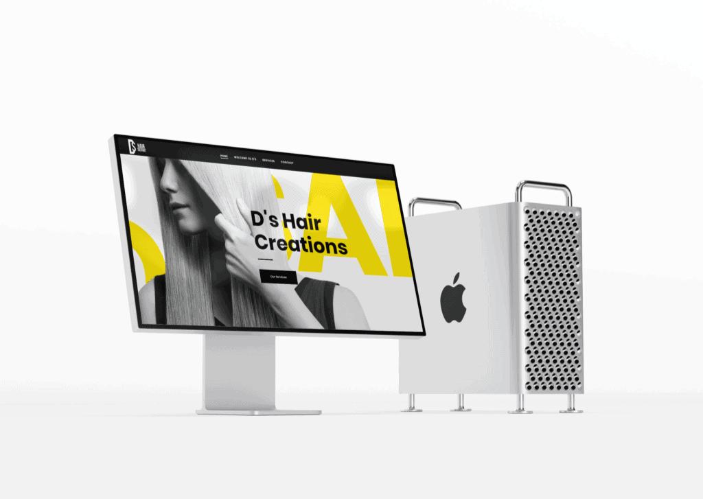 Marketing Agency in Guildford: website design