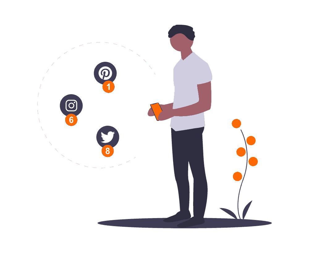 Social media for interior design companies