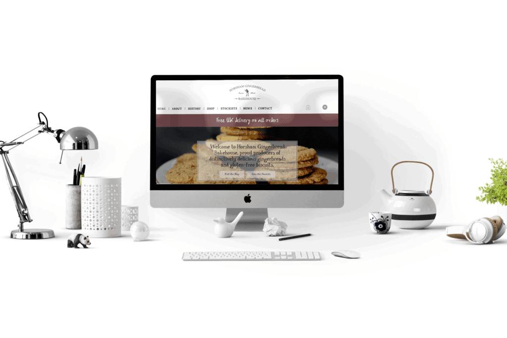Dorking marketing agency: web design