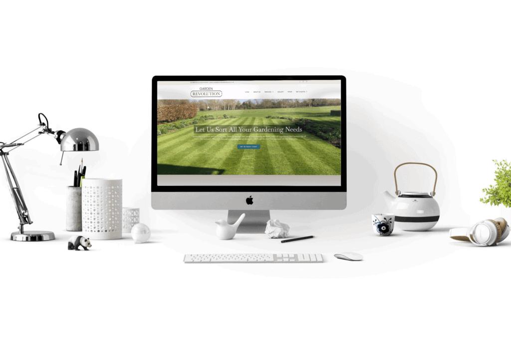 Esher marketing agency: website design