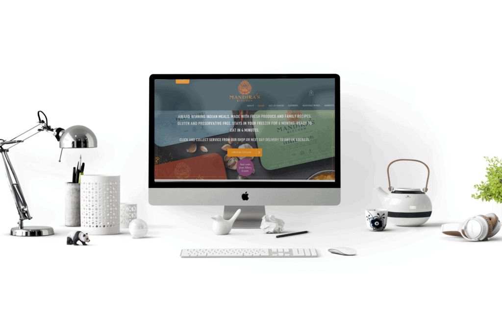 Farnham marketing agency: web design