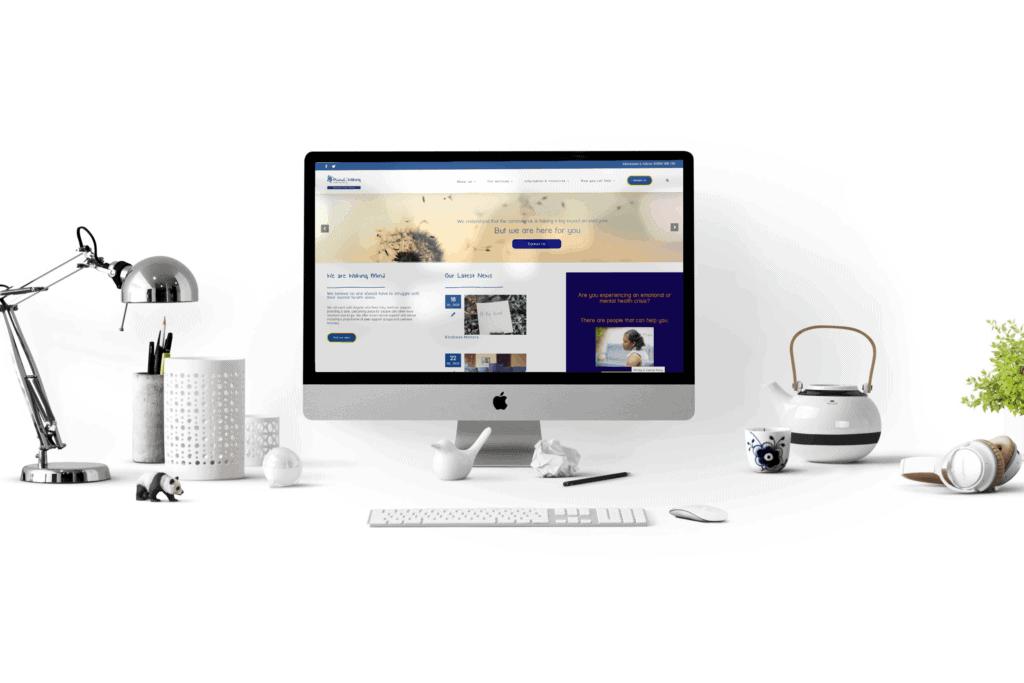 Marketing in Horley: web design