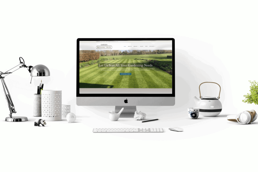 Leatherhead marketing agency: website design