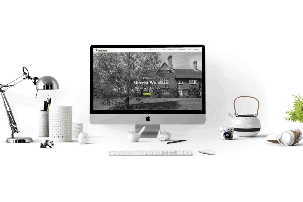 Marketing in Woking: web design