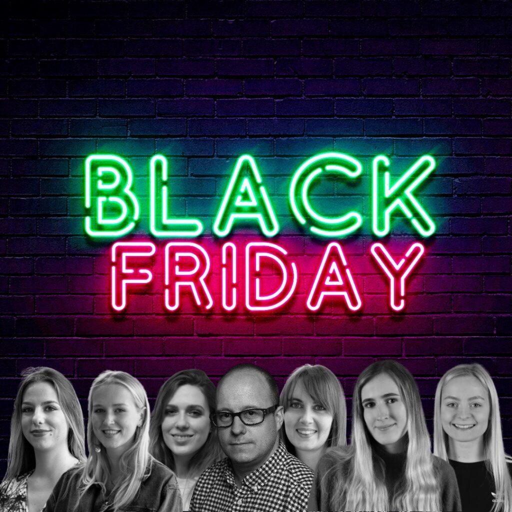 Delivered Social Black Friday