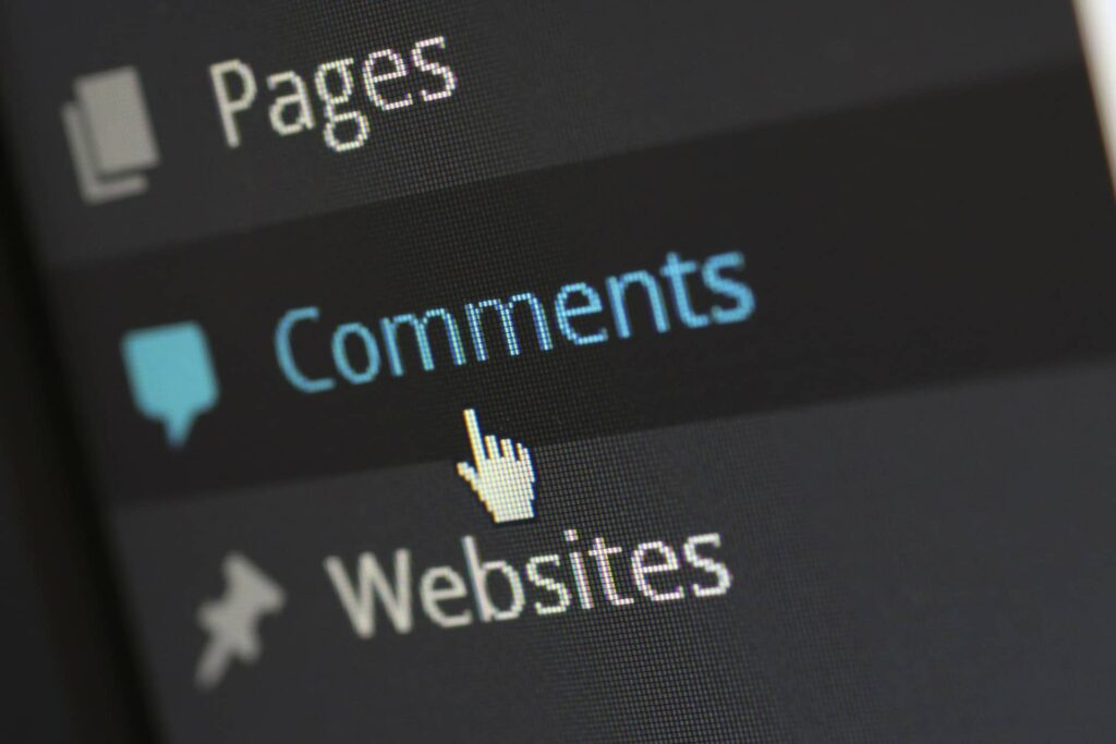 how to deal with spam WordPress comments