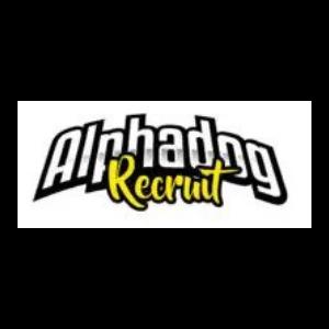 Alphadog Recruit Logo