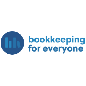 Bookkeeping For Everyone Logo
