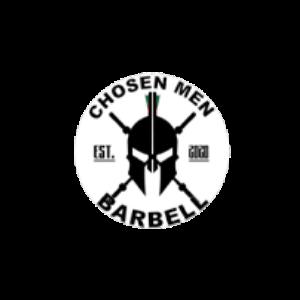 Chosen Men Barbell Logo