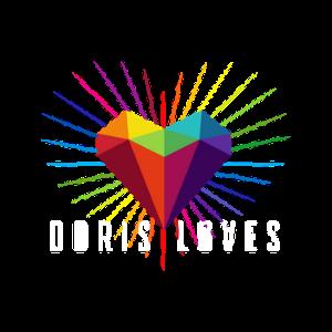 Doris Loves Logo