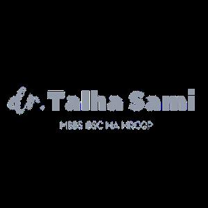 Dr Talha Sami Logo