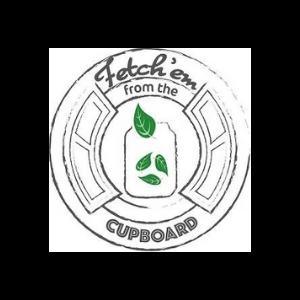 Fetch'em From The Cupboard Logo