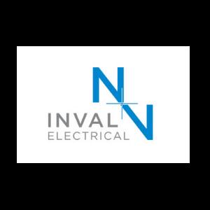Inval Electrical Logo