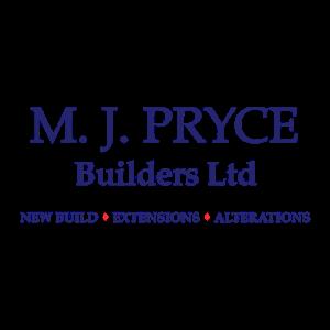 M J Pryce Logo