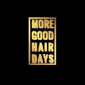 More Good Hair Days Logo