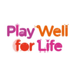 Play Well For Life Logo
