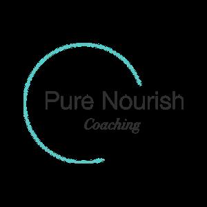 Pure Nourish Coaching Logo