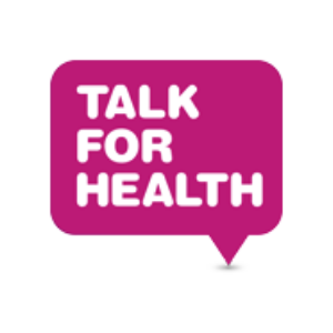 Talk For Health Logo