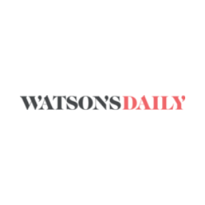 Watson's Daily Logo