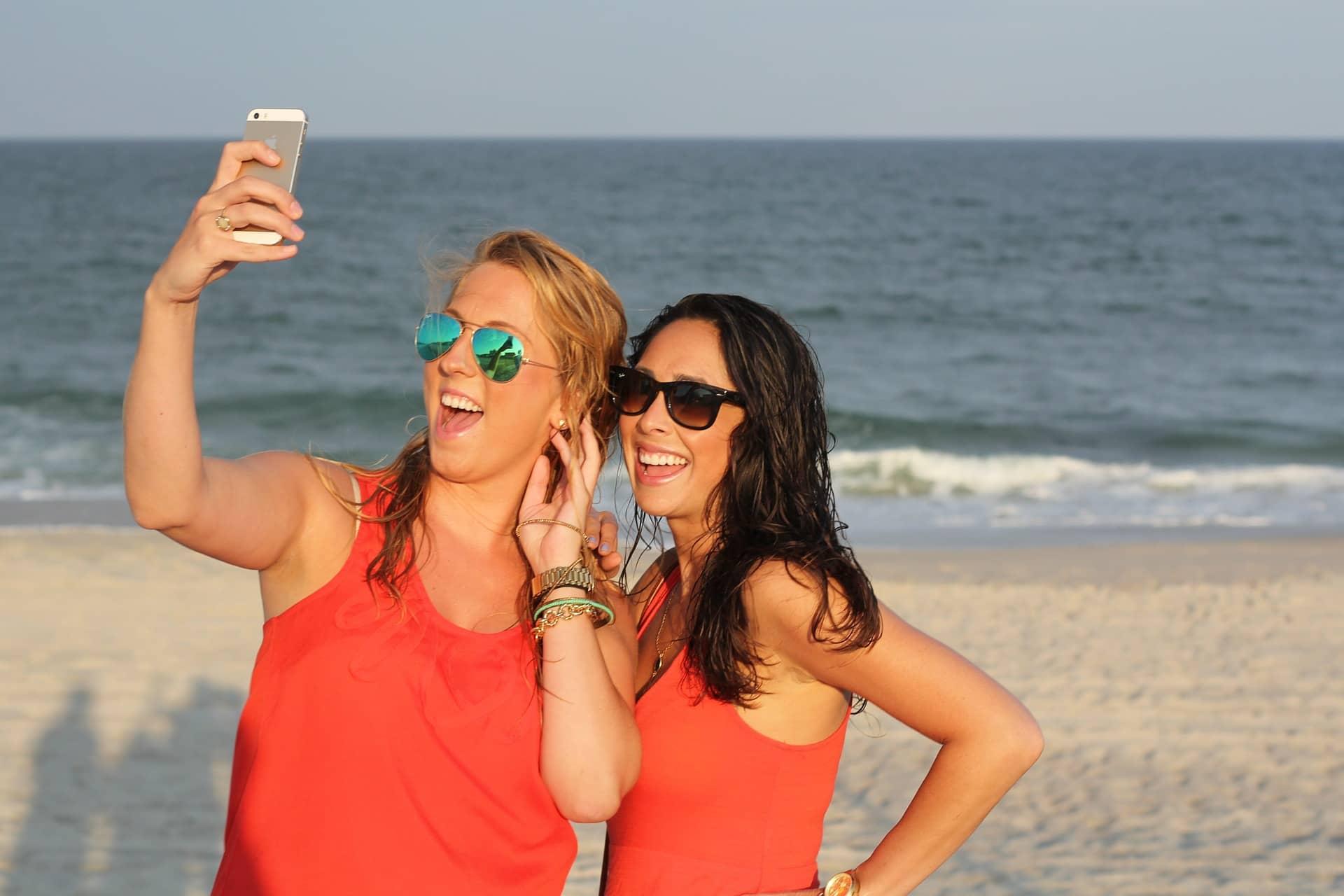 Tips for uploading photos to social media