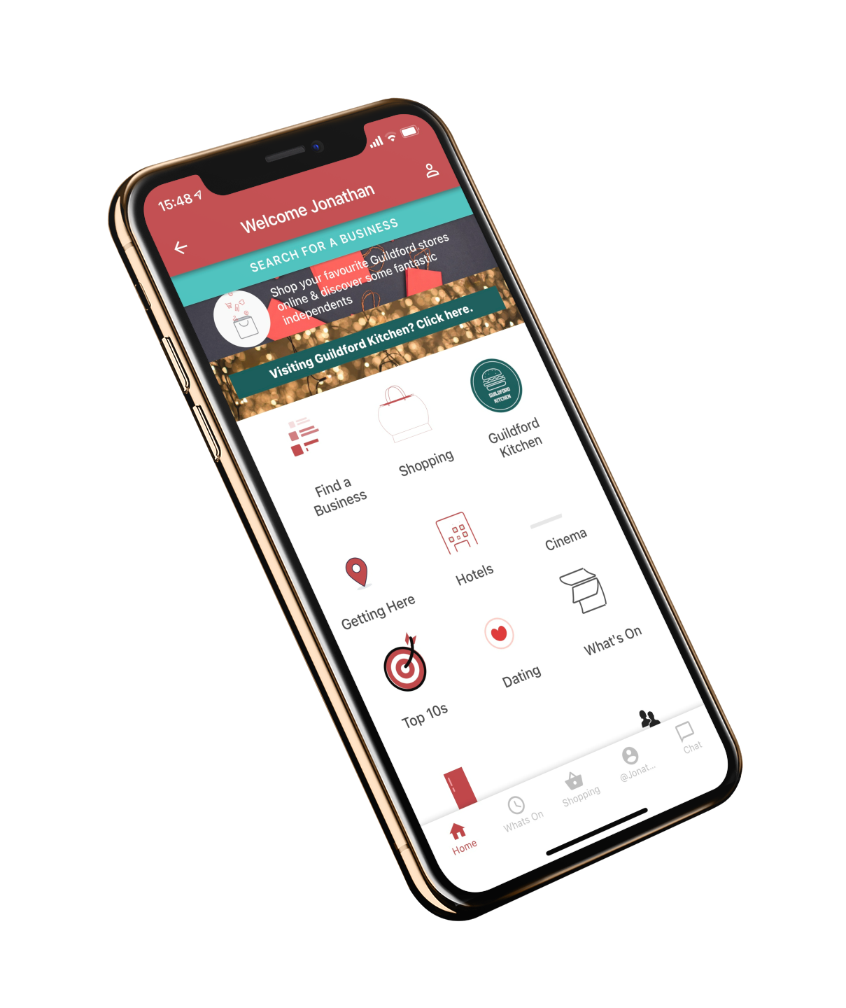 The Guildford App